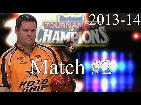 2013 -14 Barbasol PBA Tournament Of Champions Match #2