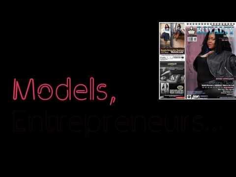 Royalty Magazine - Promo