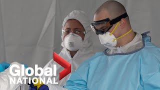 Global National: April 6, 2020 | 3M reaches deal on respirator masks for Canada