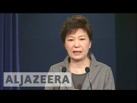 South Korean President Park permanently dismissed from office