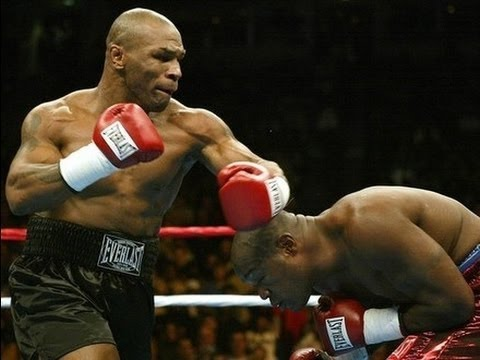 Mike Tyson vs Clifford Etienne full fight and interview