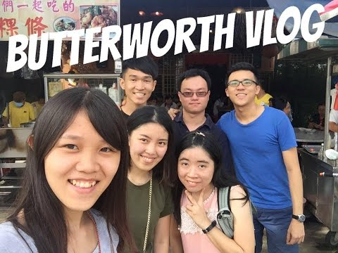 One day trip to Butterworth!