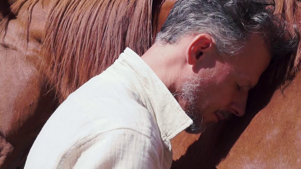 """TRAILER WORKSHOP """"Barfuß mit Pferden in der Bergnatur - Natürliche Pferdekommunikation & Verbindung"""""""