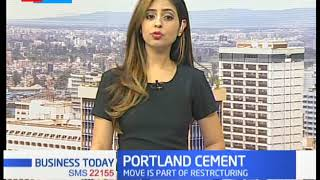 Portland cement to sack top managers