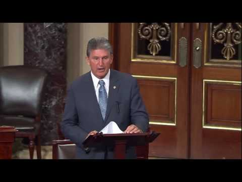 Manchin Reads Another Opioid Letter on the Senate Floor