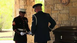 Military Funeral with Taps