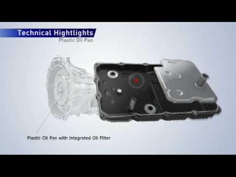 Hyundai 8-Speed Automatic Transmission - Beijing