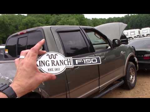 King Ranch F150 !SOLD FOR SCRAP!