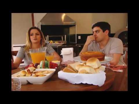 Um Dia Na Vida De Maria Cecília E Rodolfo