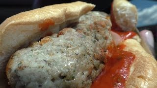 Arby's Italian Meatball Sub