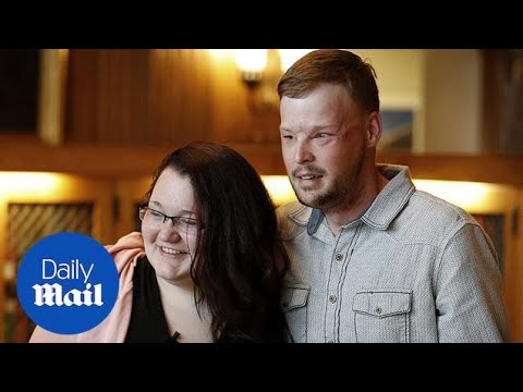 Widow Meets Man Who Received Her Late Husband's Face Transplant - Daily Mail
