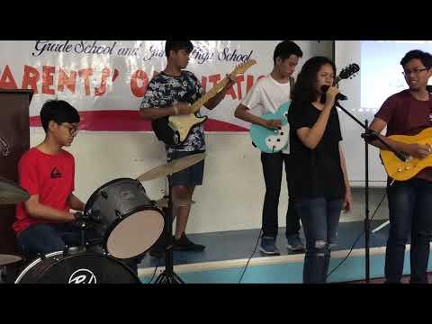 Vincentian Band - Ang Huling El Bimbo - Eraserheads (Cover)