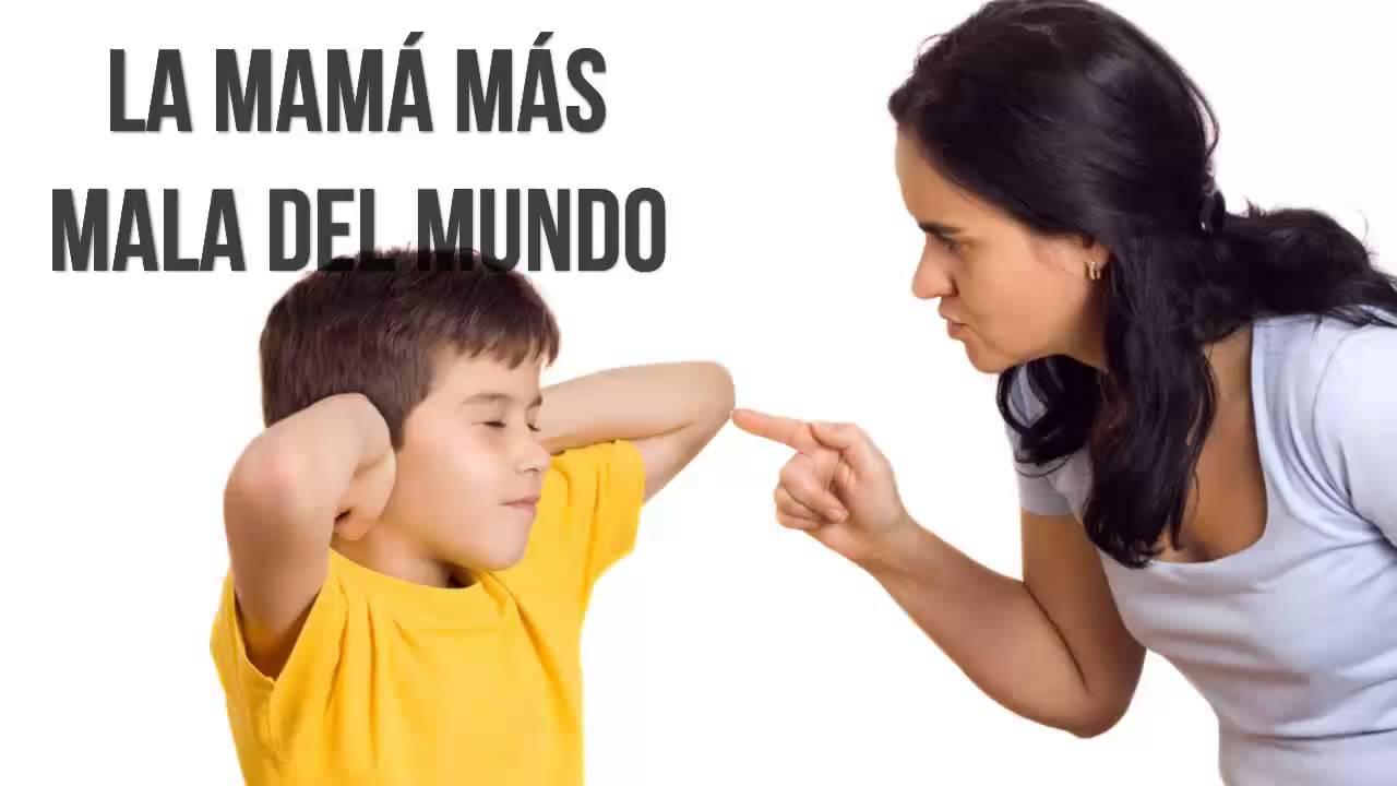 La mama mas mala del mundo reflexiones diarias for Espejo que no invierte la imagen