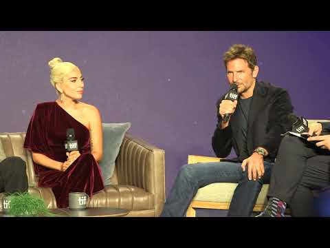 Lady Gaga 'A Star is Born' Press Conference - TIFF 2018 - Highlights