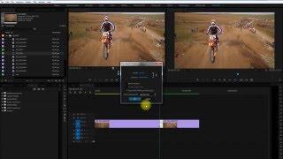 Как сделать замедление в Adobe Premiere СС \ How to slow down the video to Adobe Premiere SS(Как сделать качественное замедление в Adobe Premiere СС, без потери качества с использованием нового, стандартног..., 2015-12-18T10:05:08.000Z)
