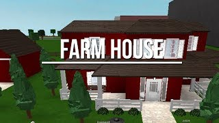 ROBLOX   Welcome to Bloxburg: Farm House 76k