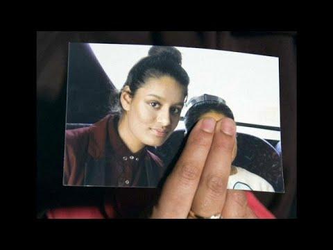 المراهقة البريطانية المعروفة بعروس داعش تضع طفلاً في مخيم للاجئين في سوريا…  - 16:54-2019 / 2 / 17