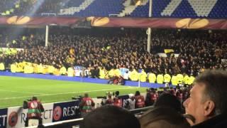 Video Gol Pertandingan Young Boys vs Everton