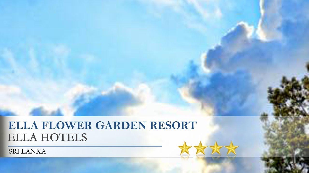 Ella Flower Garden Resort   Ella Hotels, Sri Lanka