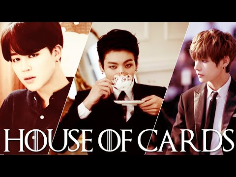 House Of Cards Chapter 1 Sugamins Orphan Account 방탄