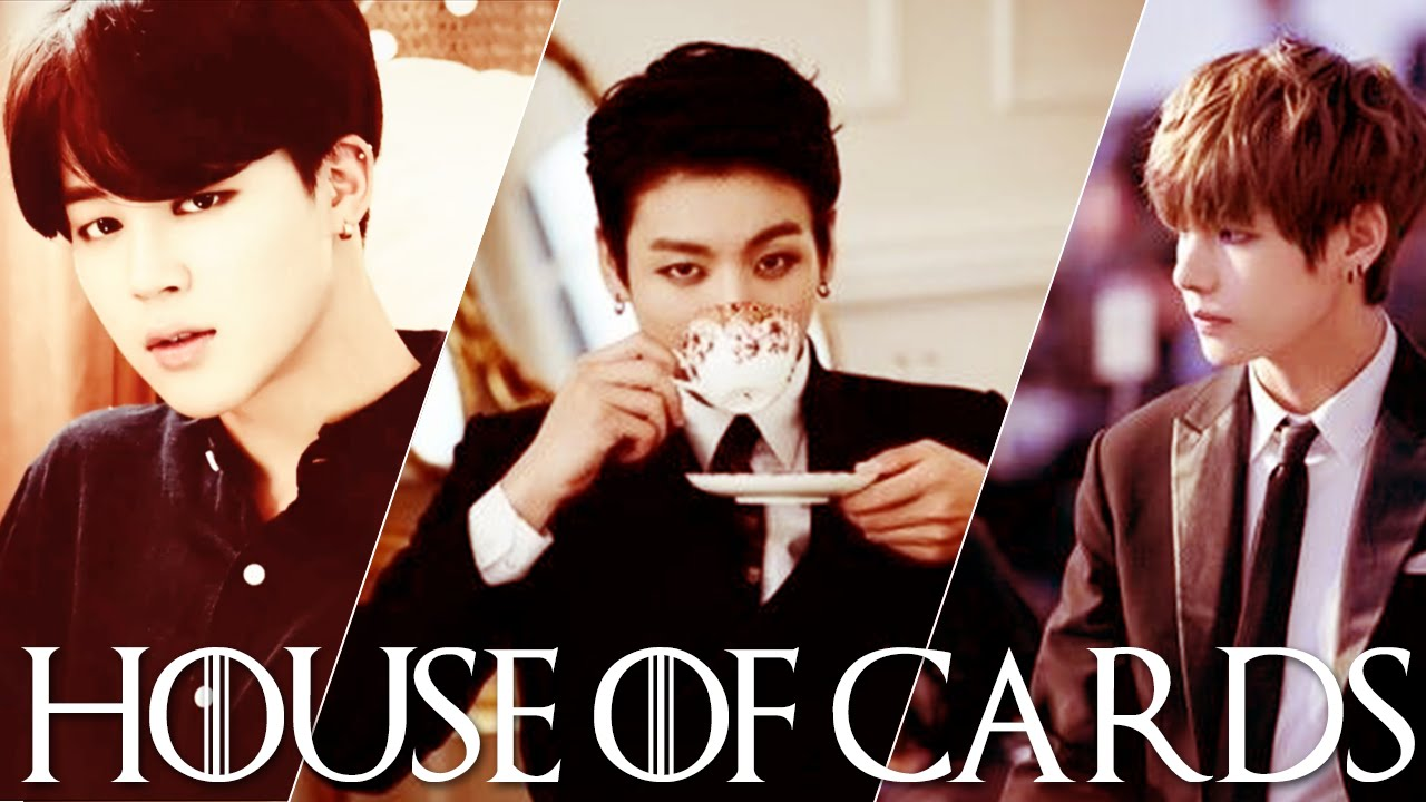House of Cards - Chapter 1 - sugamins (orphan_account