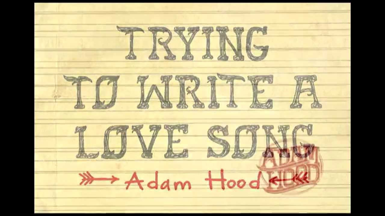 how to write an epic love song