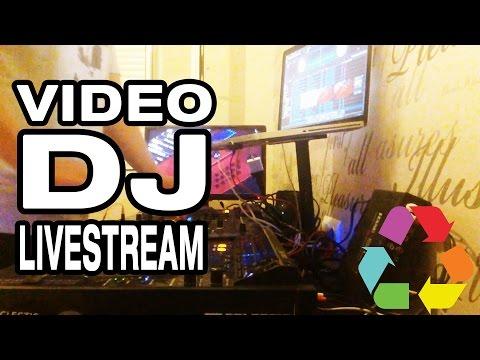 Video Remix DJ Livestream