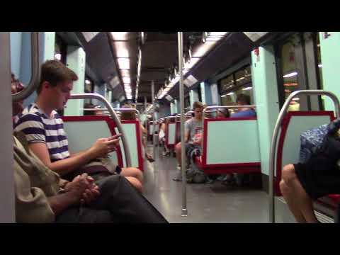 The Lisbon Metro, September 6 - 11, 2017