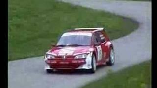 Vidéo Rallye du Beaufortain Sotrabas 2005 Les Villes