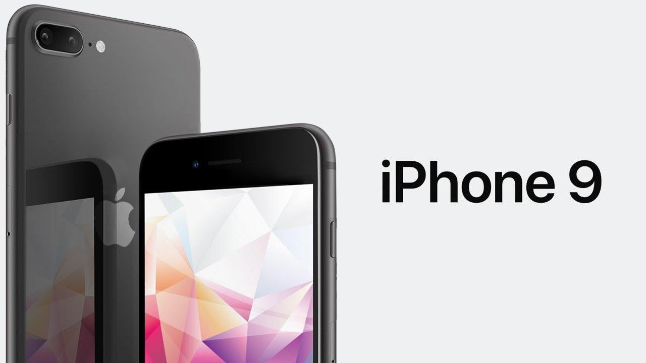 iPhone 9 –ЖДАТЬ НЕДОЛГО