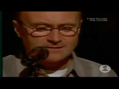 Phil Collins - No Son Of Mine (Live Unplugged)