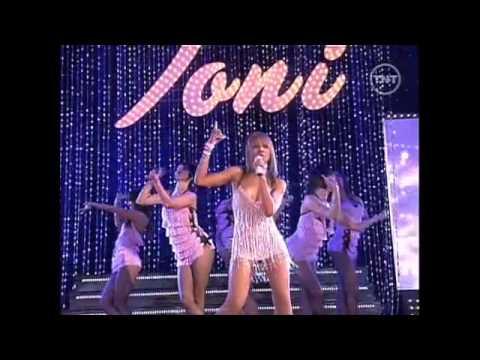 """Toni Braxton live performance at """"NBA All Stars"""""""