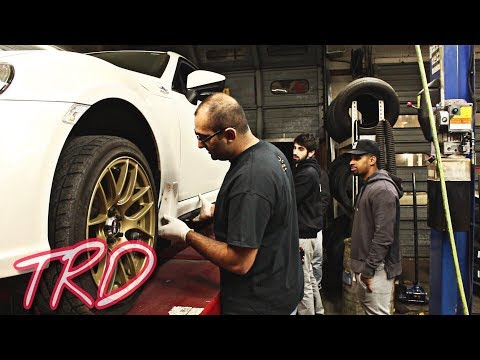 How To Install Sideskirts ! (BRZ/FRS/GT86)