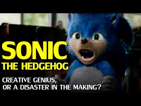 Sonic the Hedgehog – A Disaster in the Making, or Creative Genius?