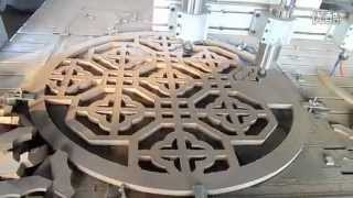 Woodworking Cnc Router For MDF,door,kitchen,closet Cutting And Engraving 1300x2500mm