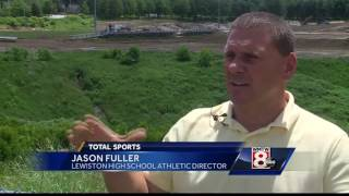 Construction underway on sports complex in Lewiston