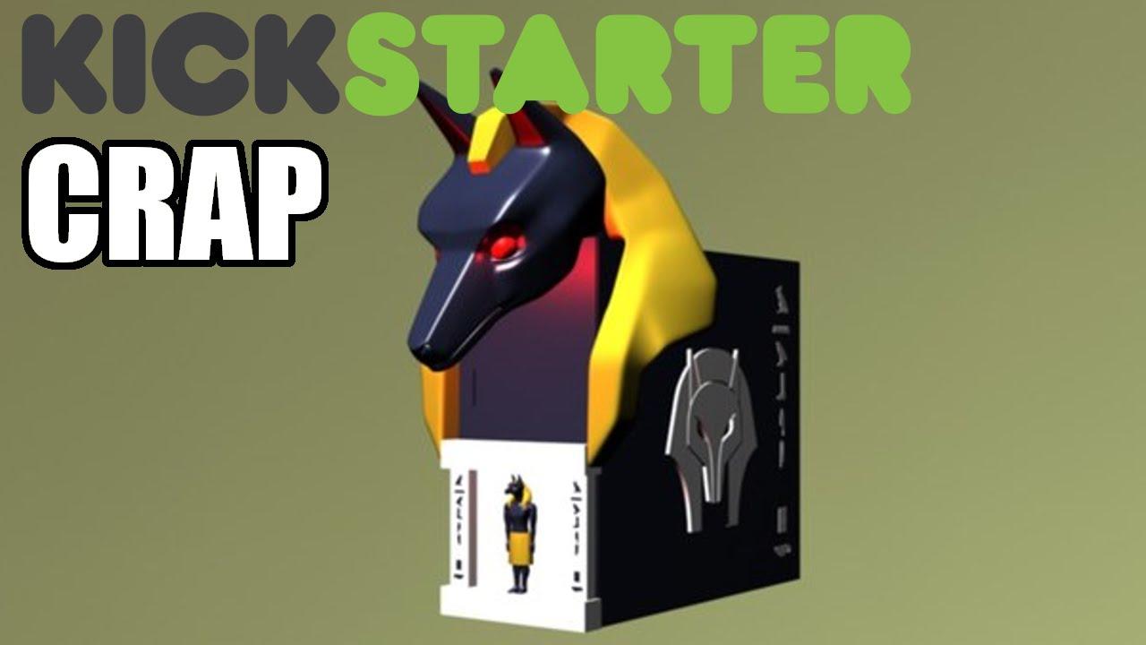 Kickstarter Crap Sphinx Gaming Pc Youtube