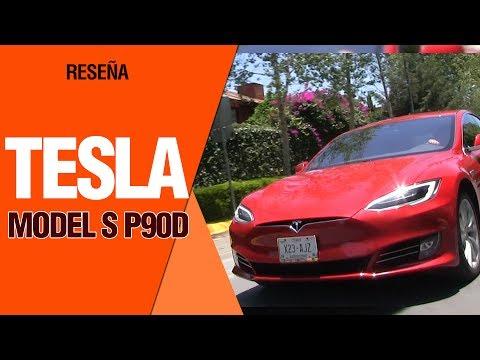 Probando un Tesla Model S en México