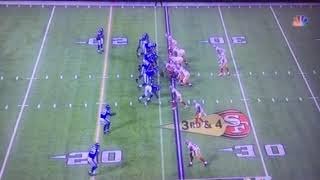 SF 49ers Return To Bill Walsh Offense Under Kyle Shanahan With Texas Concept