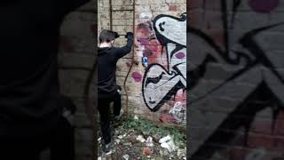 Exploring the abandoned factory