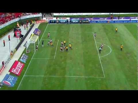 [HD] Chivas vs. Morelia - Liga MX Jornada 4 Apertura 2012