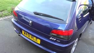 Peugeot 306 HDI 2.0 Diesel For Sale Walk Around Video