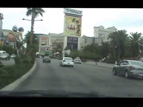 Las Vegas Street Tour -- Music Video by Josil Tayson