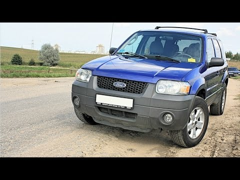 Выбираем б\у авто Ford Escape 1 (бюджет 350-400тр)