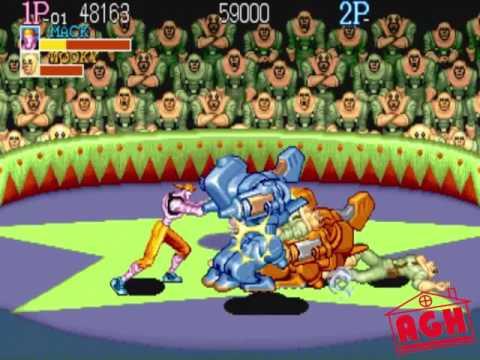 Arcade Game House - Captain Commando - Mack - Longplay