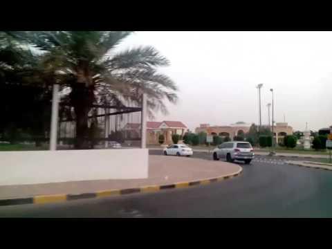 Dasi Gopi travel to Ahmadi church Kuwait