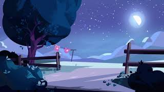 Steven Universe 4-Hour Relaxation at the Barn (Mindfulness, Meditation)