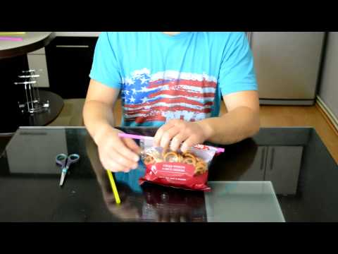 Life hack: Homemade Ziploc Bag