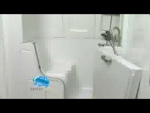 Safety Bath New Slide In Tub