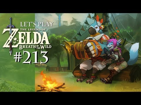 Let's Play TLoZ: Breath of the Wild (Switch) #213 - Miphas Lied [Blind/Deutsch/HD]